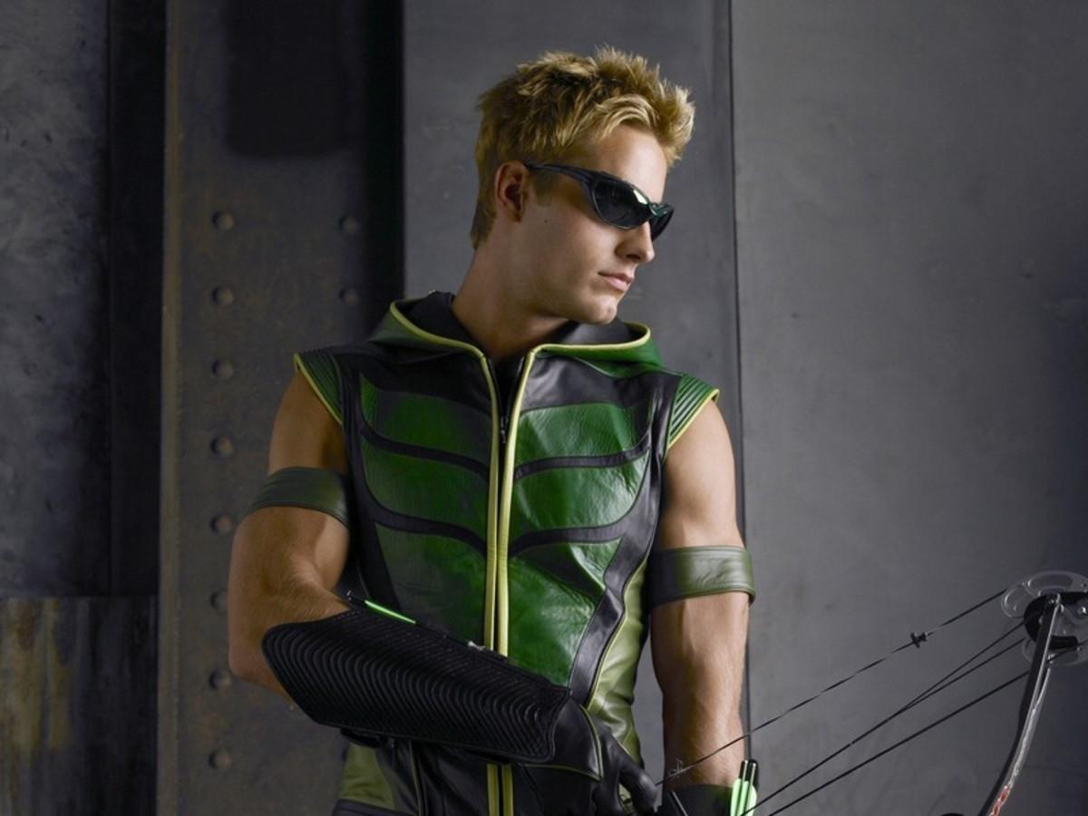 Smallville, Justin Hartley
