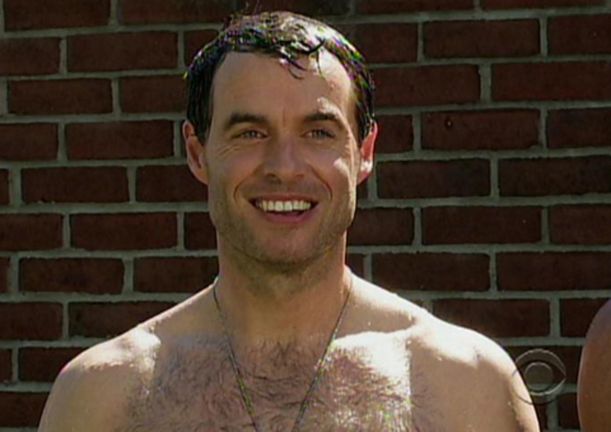 murray bartlett in sex and the city in Waterloo