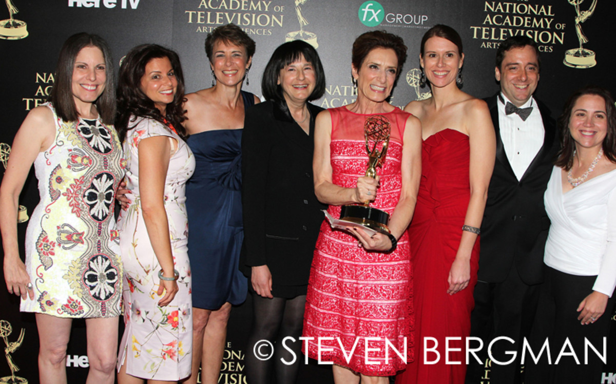 The Young and the Restless Writing Team, 2014, Daytime Emmys