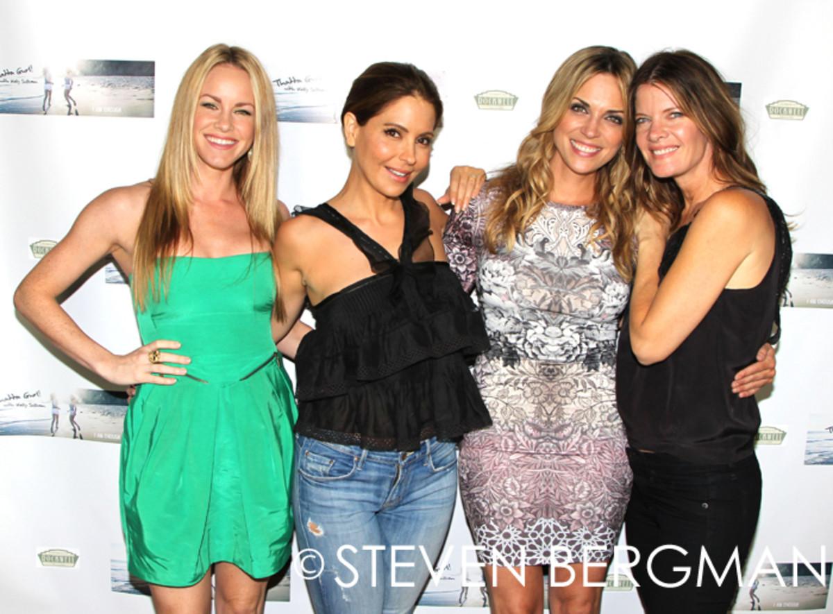 Lisa LoCicero, Michelle Stafford, Kristen Alderson, Kelly Sullivan,  Julie Marie Berman