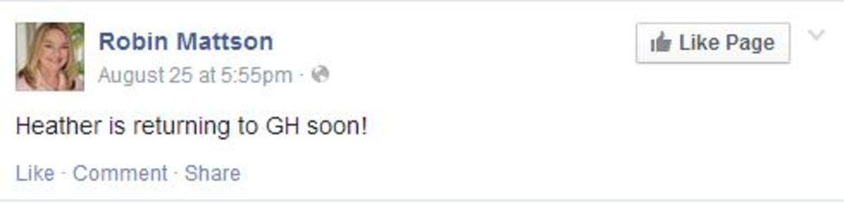 Mattson Facebook