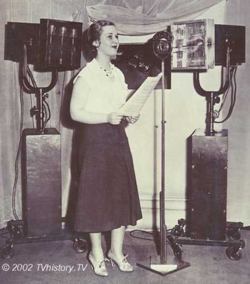 1931-WGBS-Television-Studio