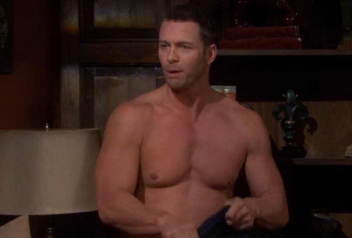 Presenting Shirtless Soap Hunks Of June 2013 Photos