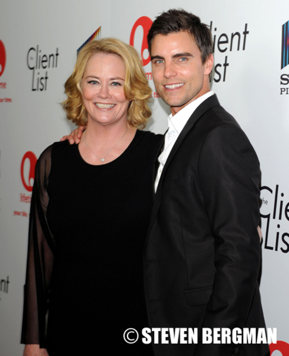 Colin Egglesfield Wife 2013