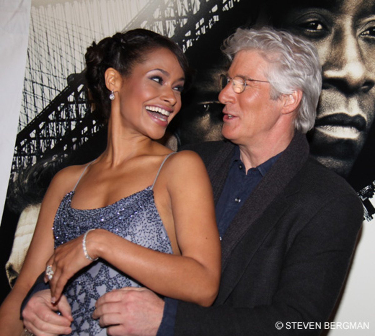 All My Children's Shannon Kane and Richard Gere at ...