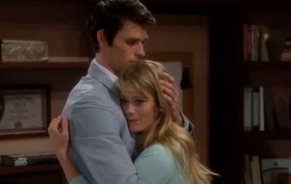 Greg Rikaart Nude with soap bytes: abby schemes to take down sharon on young and restless