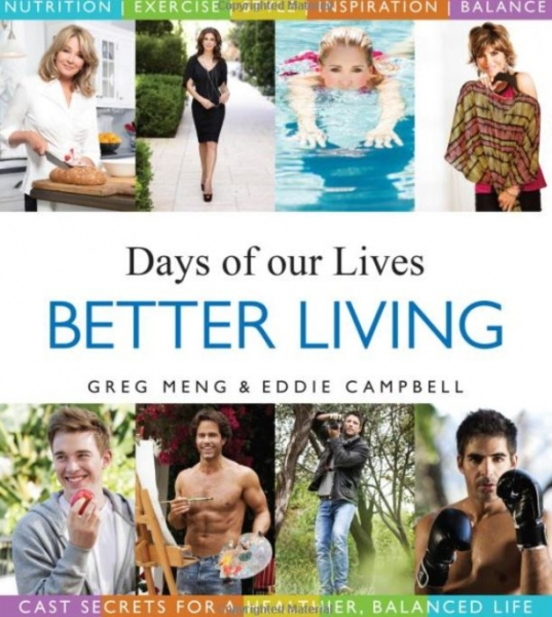 Days Of Our Lives Cast Goes On Tour To Promote New Lifestyle Book