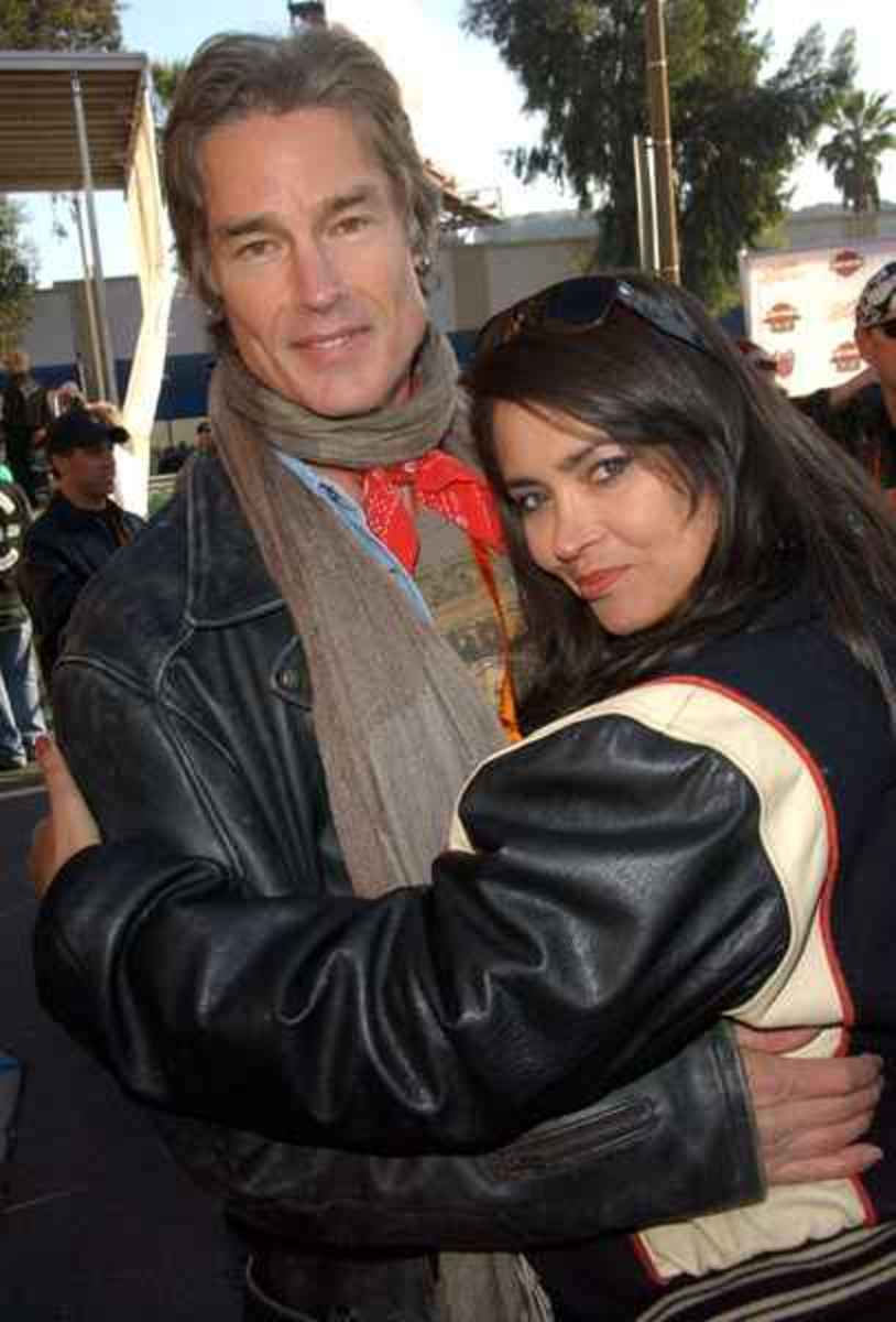 "Half Jacket 2 0 >> Bold and Beautiful's Ronn Moss's Wedding, ""A Triumph of ..."