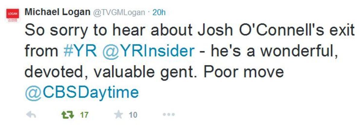 Logan tweet