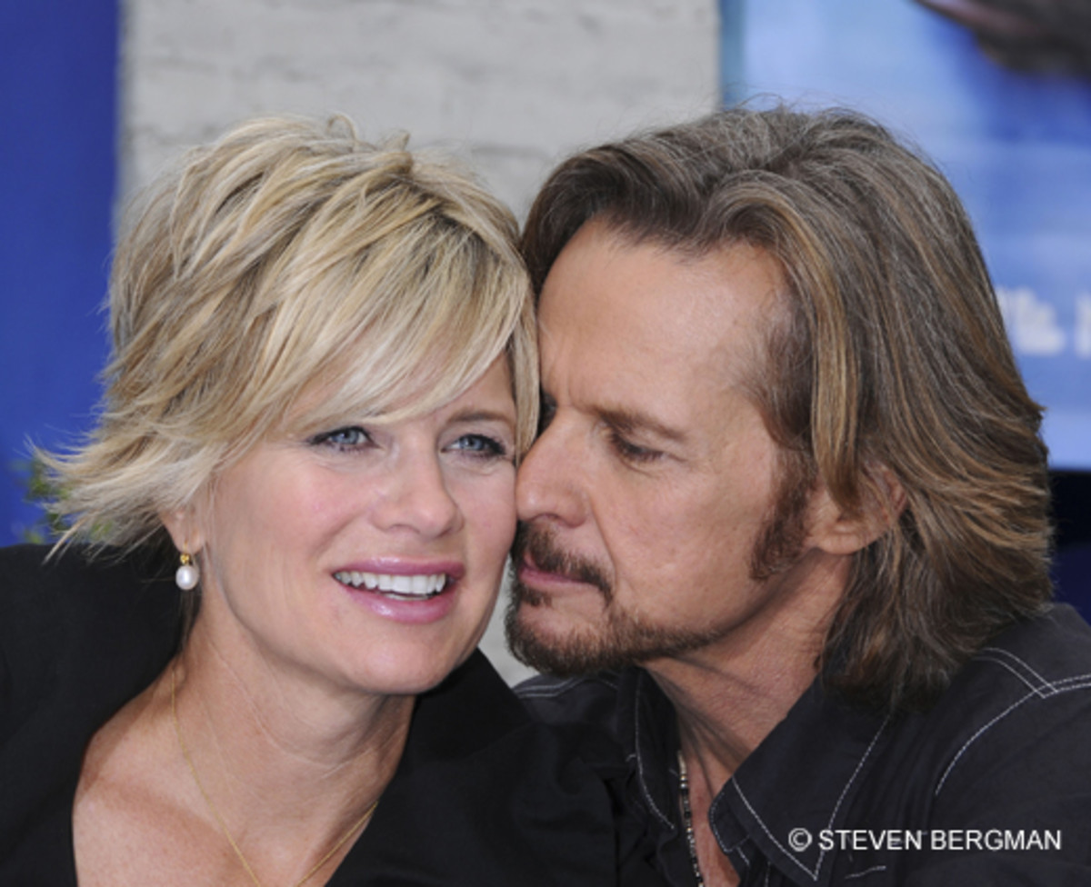 Mary Beth Evans And Stephen Nichols Fan Event Daytime Confidential