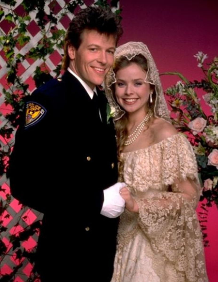 Jack Wagner Wife Awesome kristina wagner reveals how gh girlfriends and 'the good wife' got