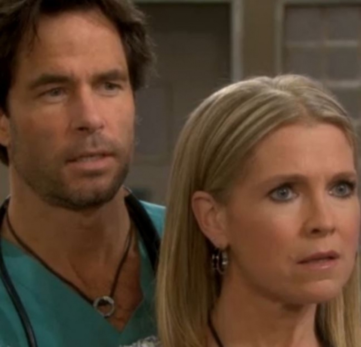 Shawn Christian, Melissa Reeves