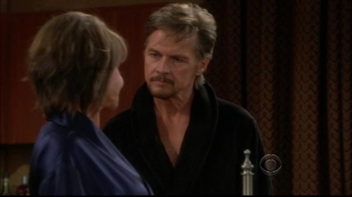 First Impressions Stephen Nichols As Y R S Tucker Mccall Daytime Confidential