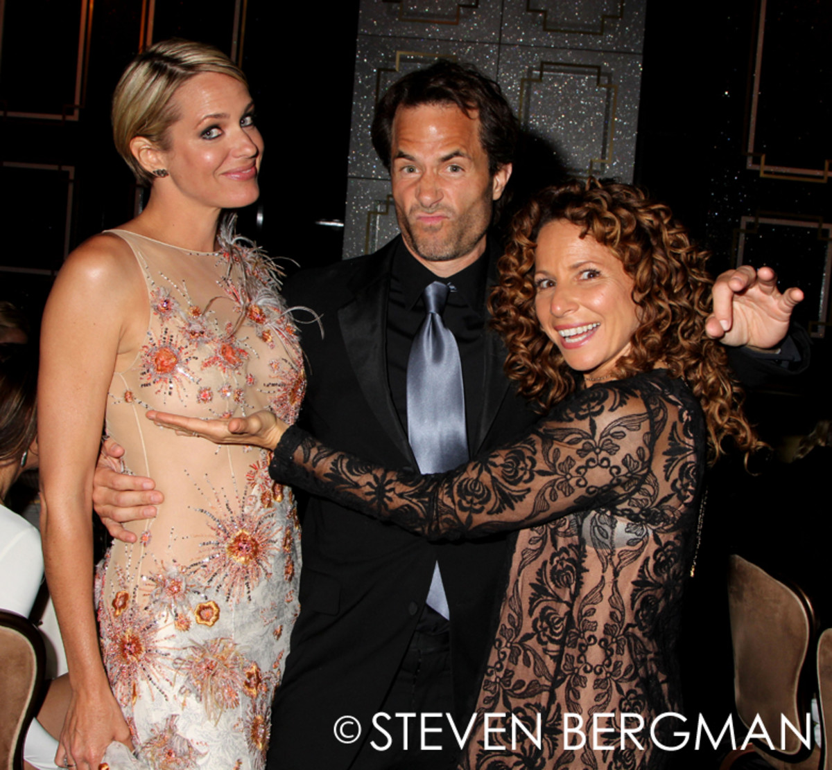 Arianne Zucker, Shawn Christian, Meredith Scott Lynn