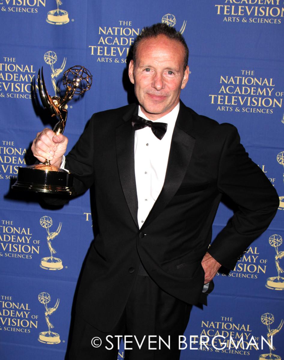Mark Teschner, 2014 Winner