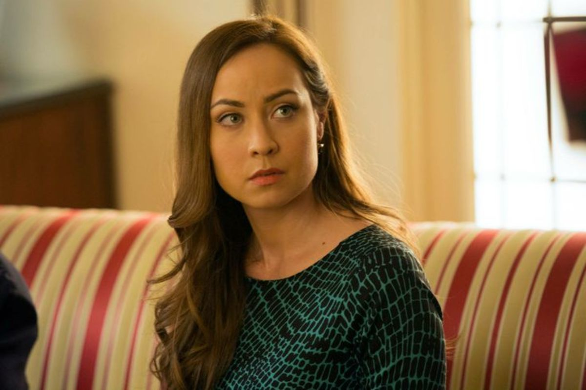 Courtney Ford Courtney Ford new picture