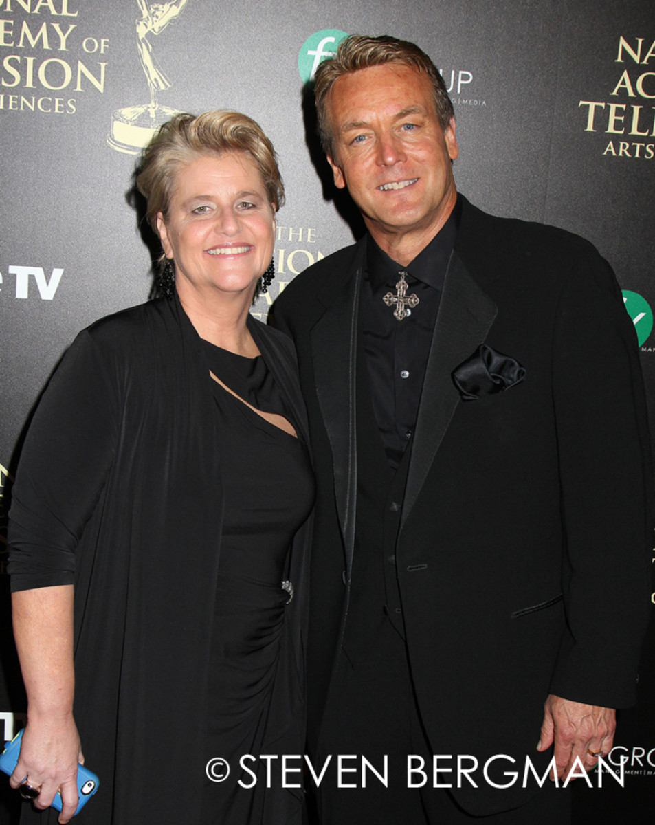 Doug Davidson, Cindy Fisher