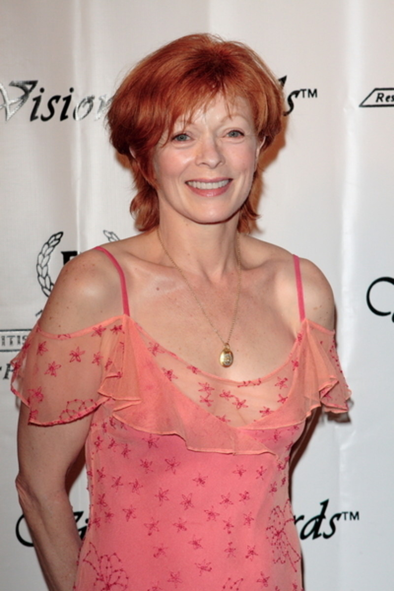 Watch Frances Fisher video