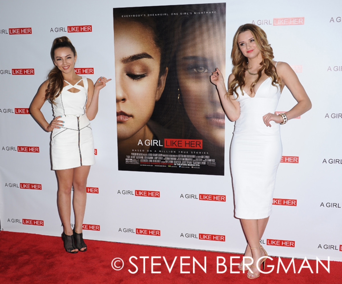 Hunter King, Lexi Ainsworth