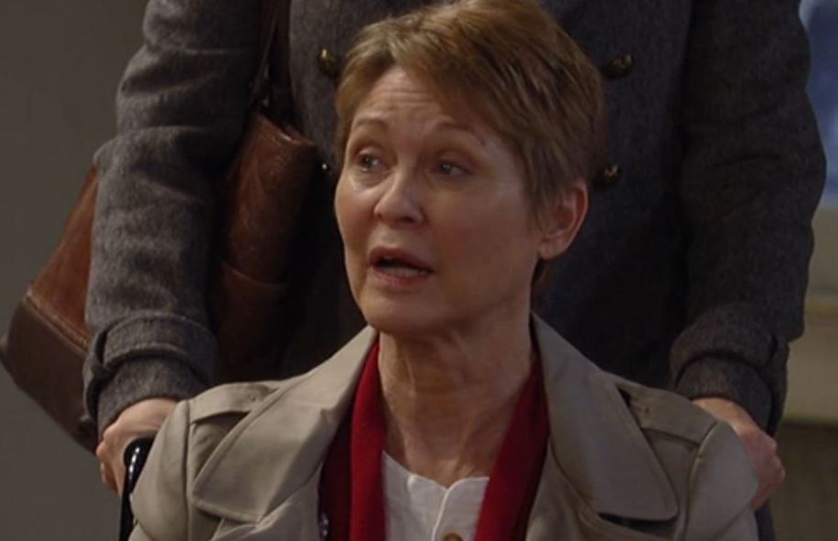 Dee Wallace as Patricia Spencer