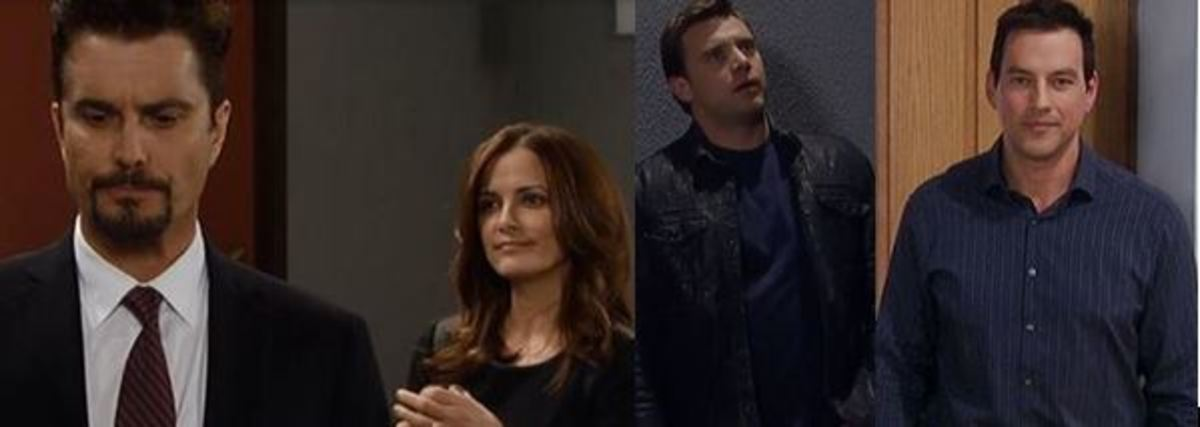 Rick Hearst, Rebecca Budig, Billy Miller, Tyler Christopher