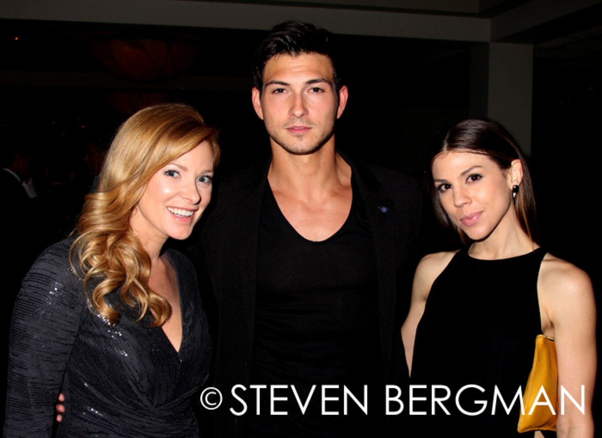 Cady McClain, Robert Scott Wilson, Kate Mansi