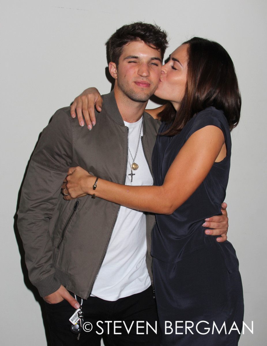 Bryan Craig, Kelly Thiebaud
