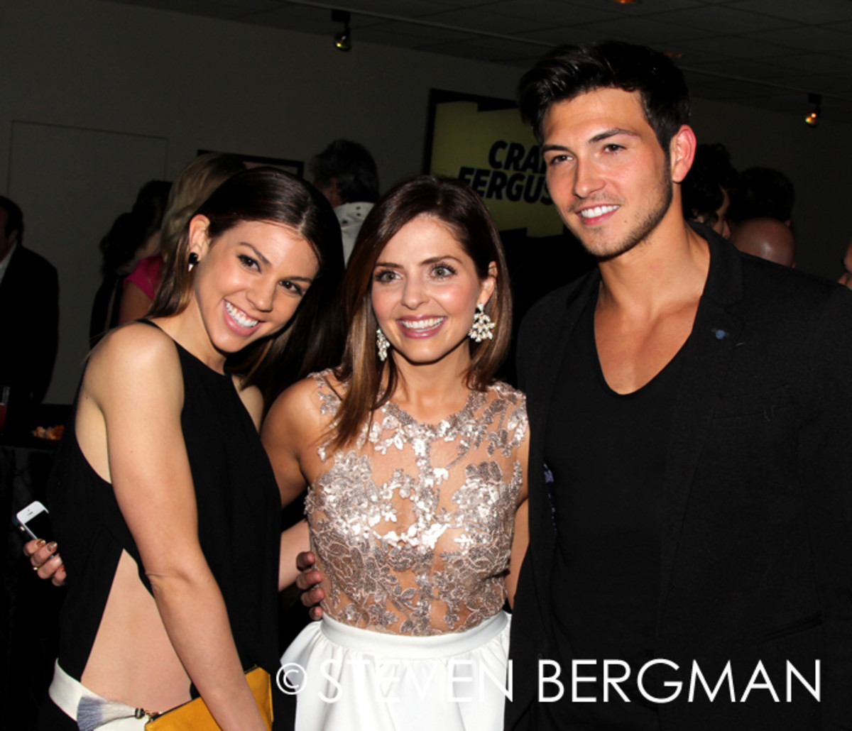 Kate Mansi, Jen Lilley, Robert Scott Wilson