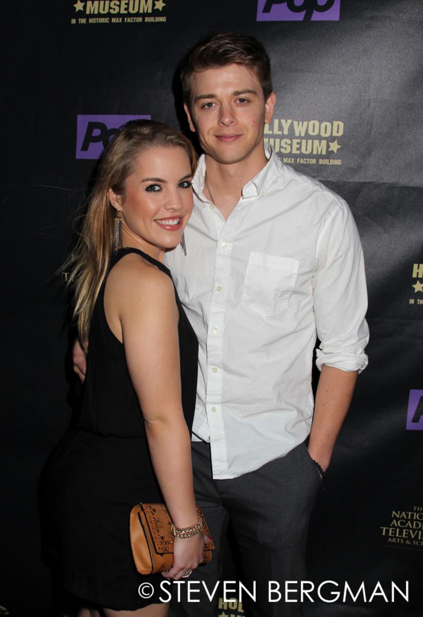 Chad Duell, Kristen Alderson