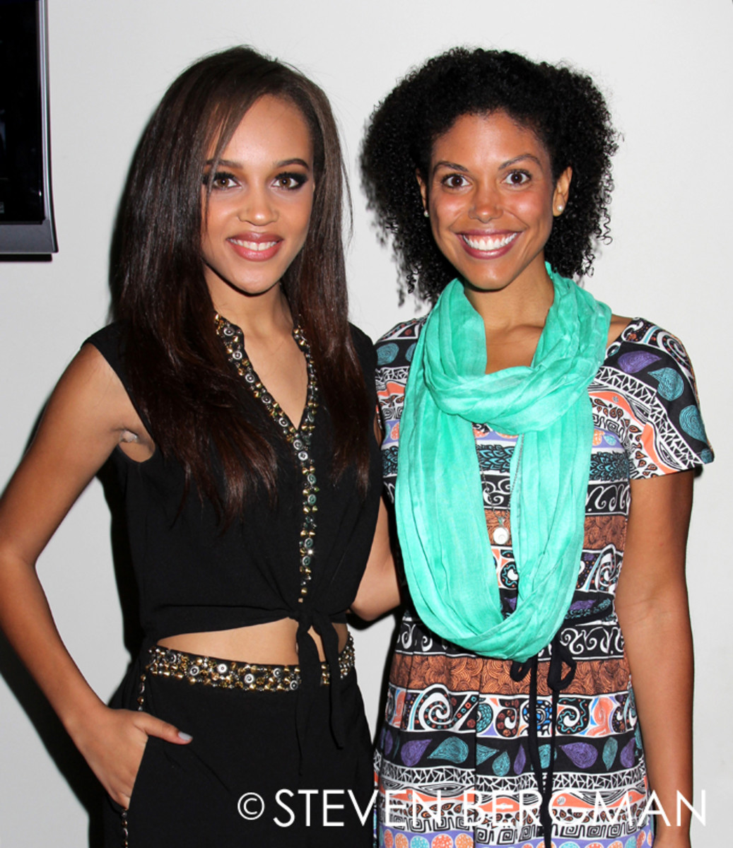 Reign Edwards, Karla Mosley
