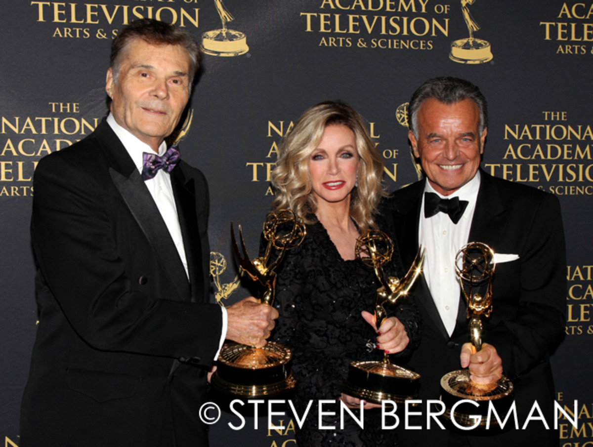 Fred Willard, Donna Mills, Ray Wise