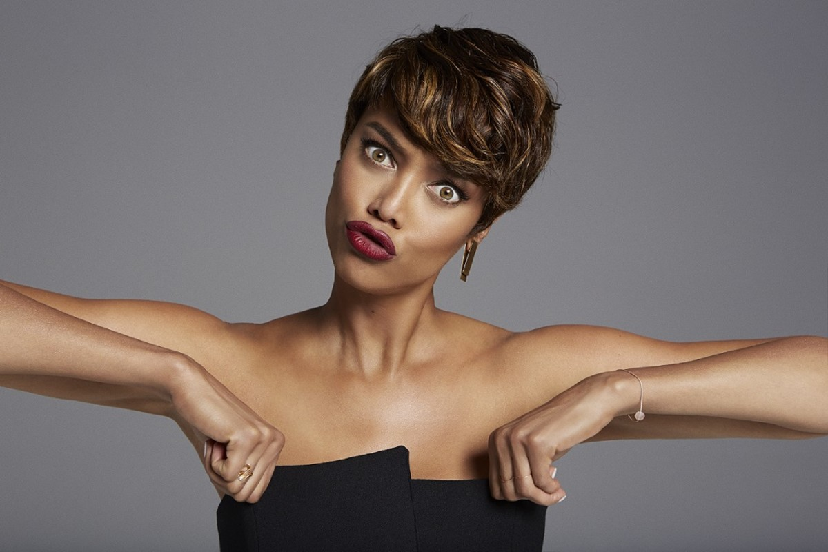 Tyra Banks, Photo Credit: CBS