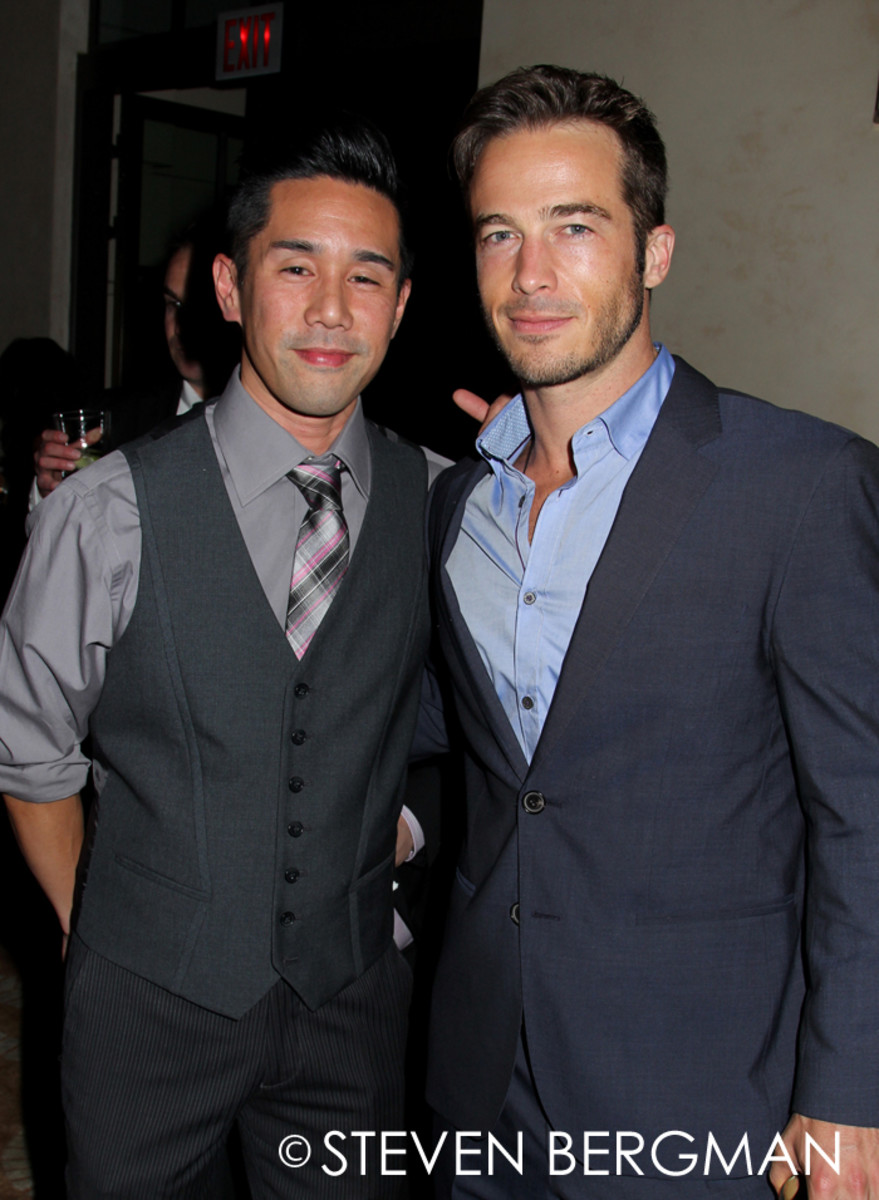 Parry Shen and Ryan Carnes