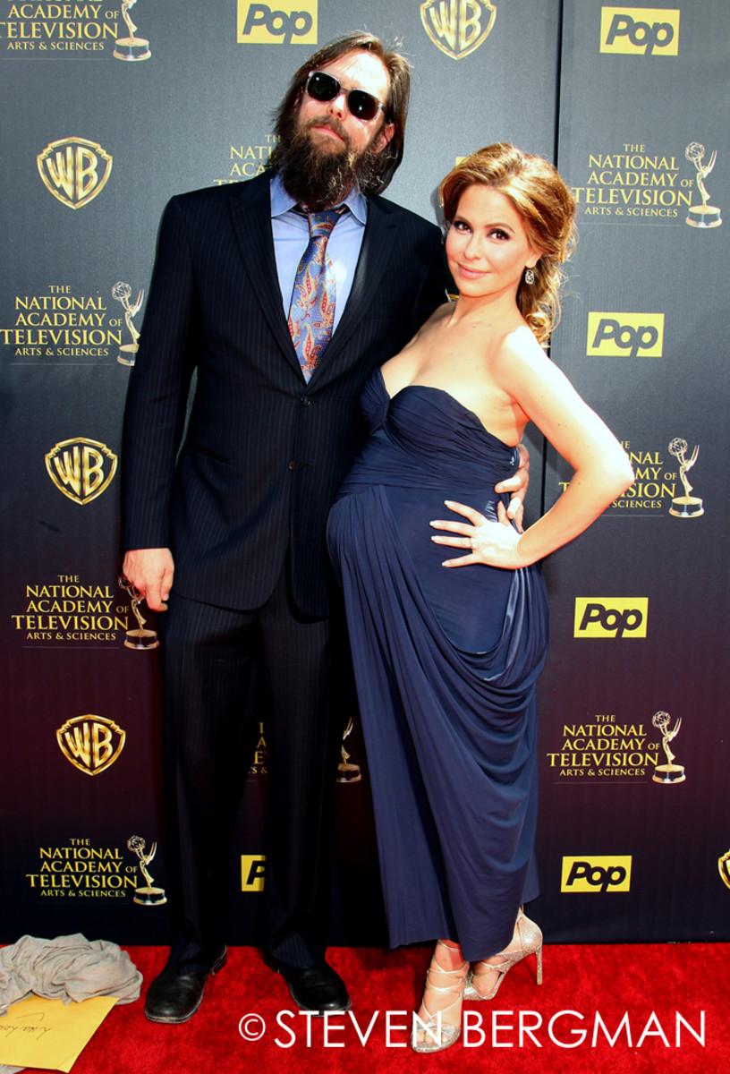 Lisa LoCicero and husband Michael Patrick