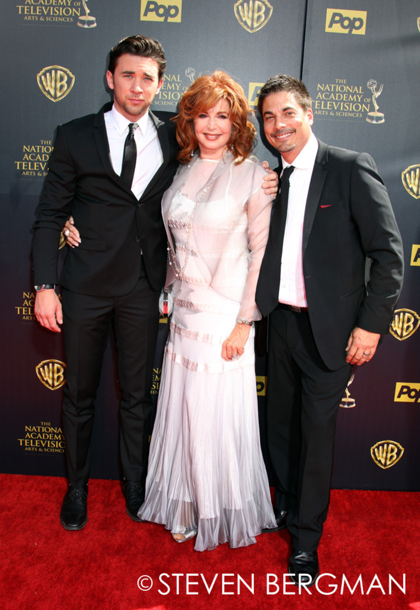 Billy Flynn, Suzanne Rogers and Bryan Datillo