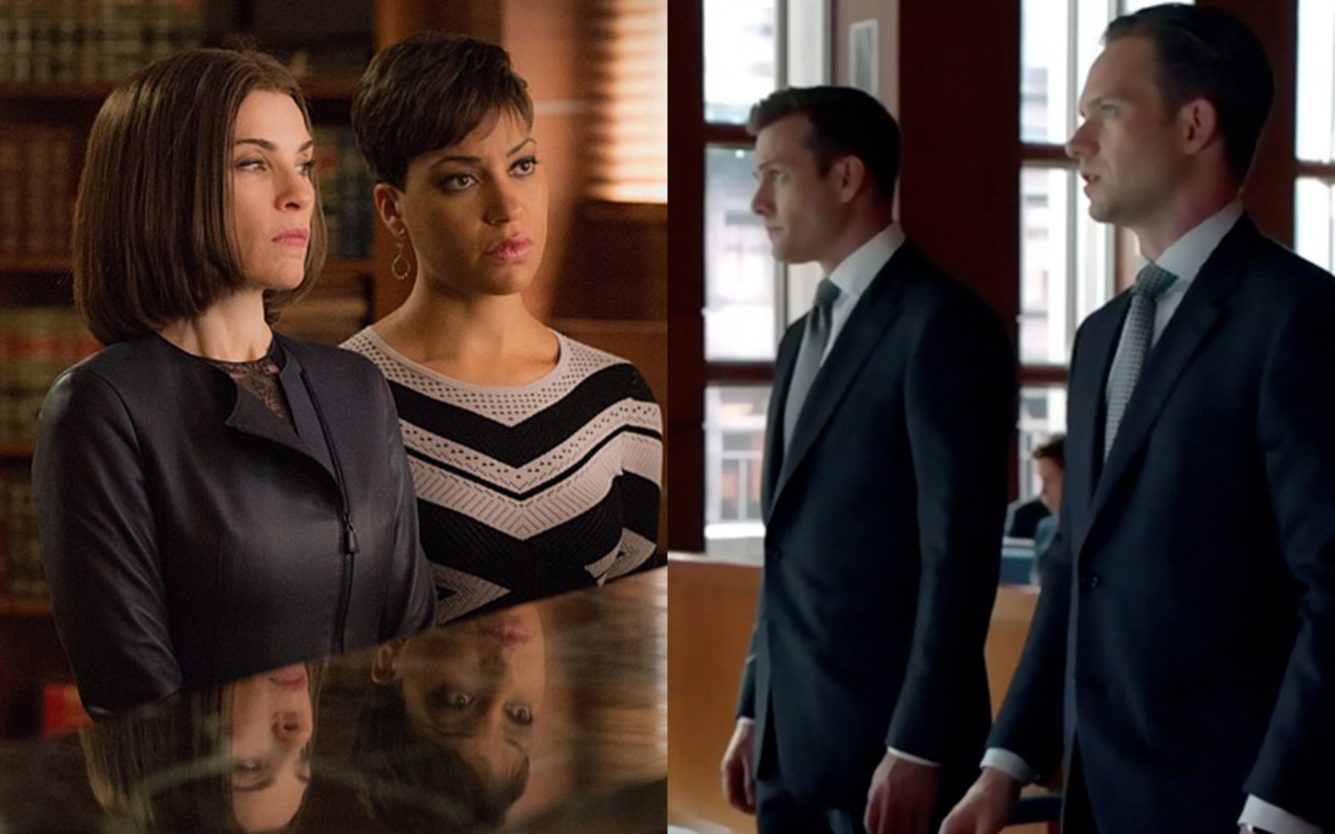 The Good Wife, Suits