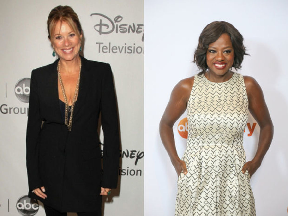 Nancy Lee Grahn, Viola Davis
