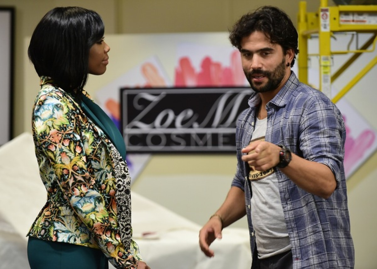 Brandy Norwood, Ignacio Serricchio/BET