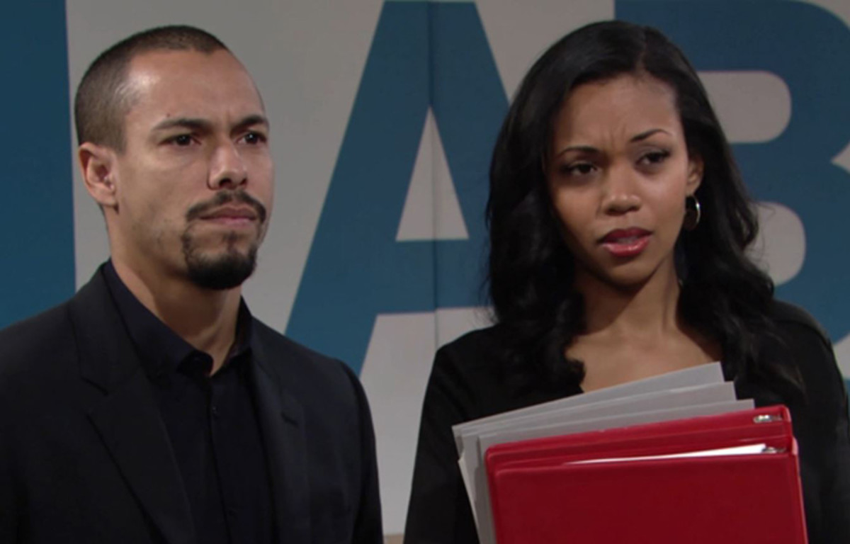 Bryton James, Mishael Morgan