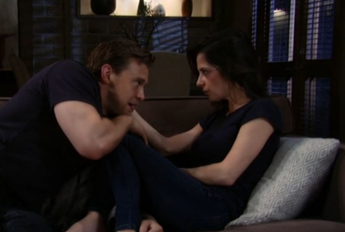 Billy Miller, Kelly Monaco