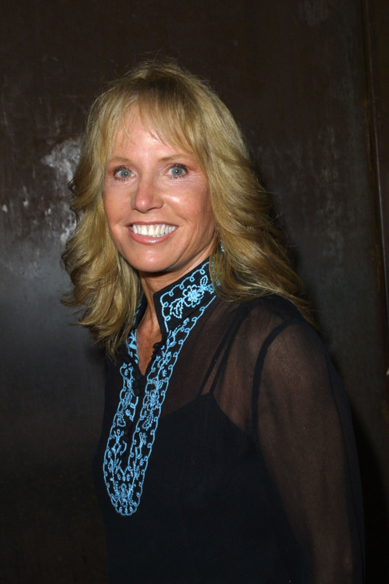 Leslie Charleson then and now