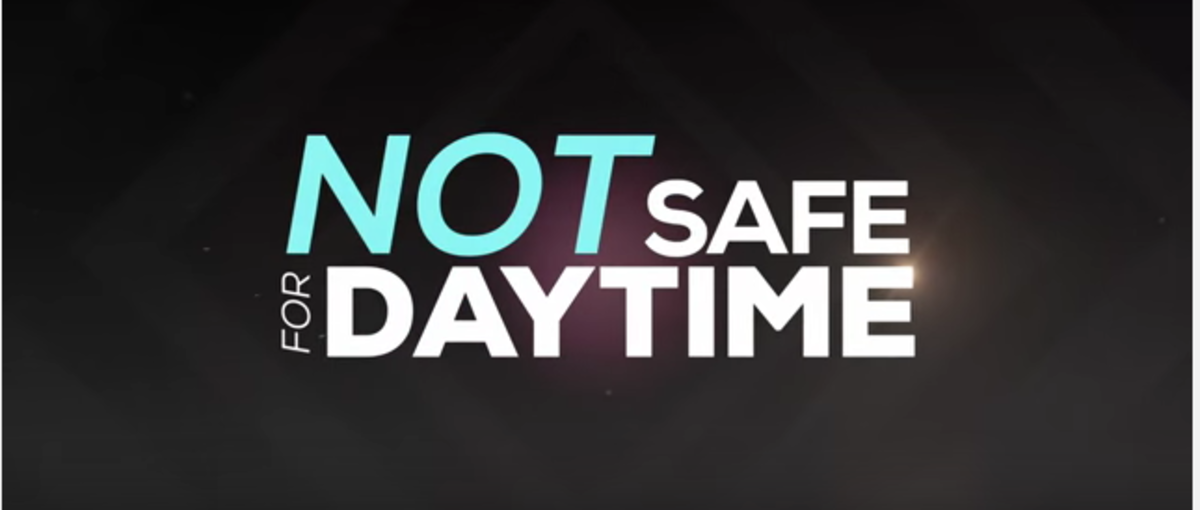 cbs not safe for daytime