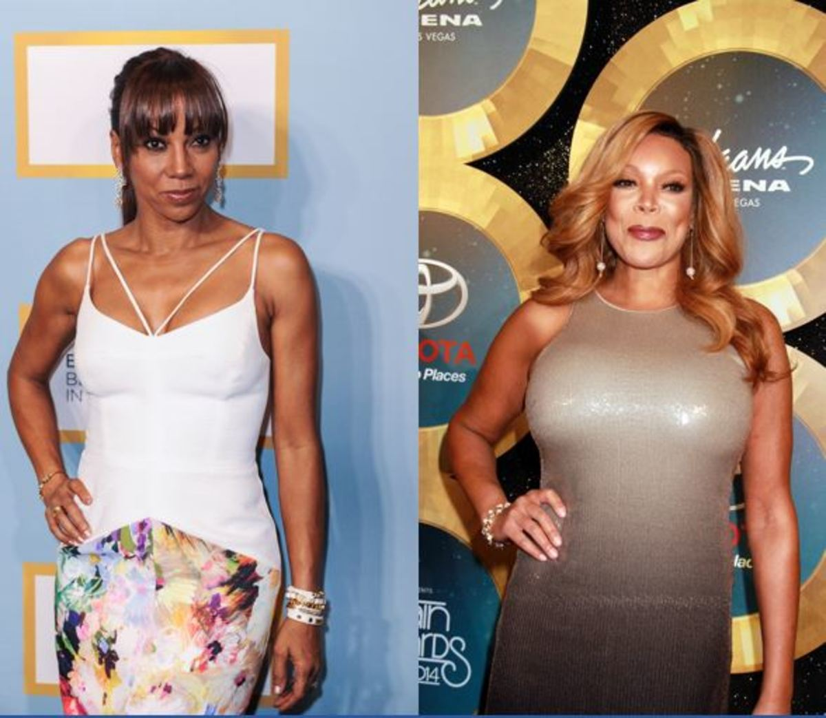 Holly Robinson Peete, Wendy Williams