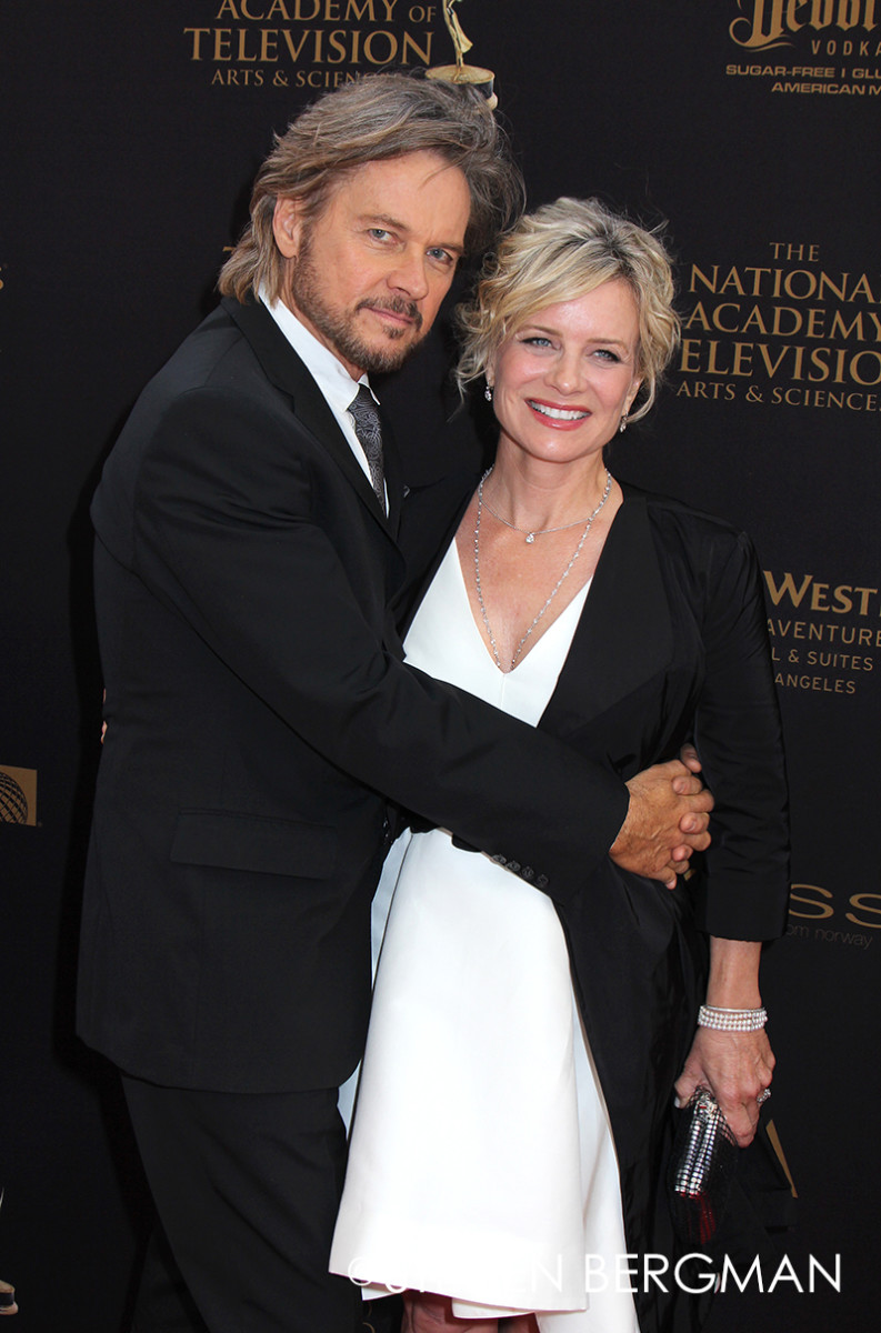 Days Of Our Lives Stephen Nichols And Mary Beth Evans Host Ron Carlivati In Virtual Chatfest Daytime Confidential