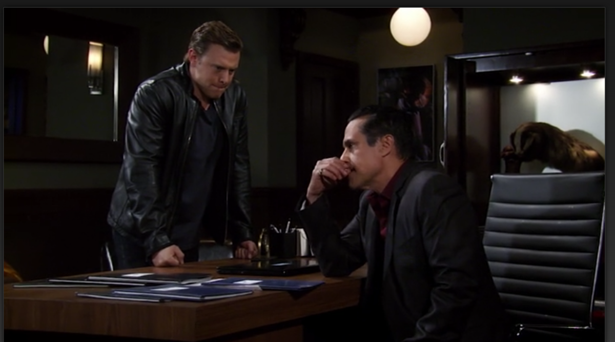 Billy Miller, Maurice Benard