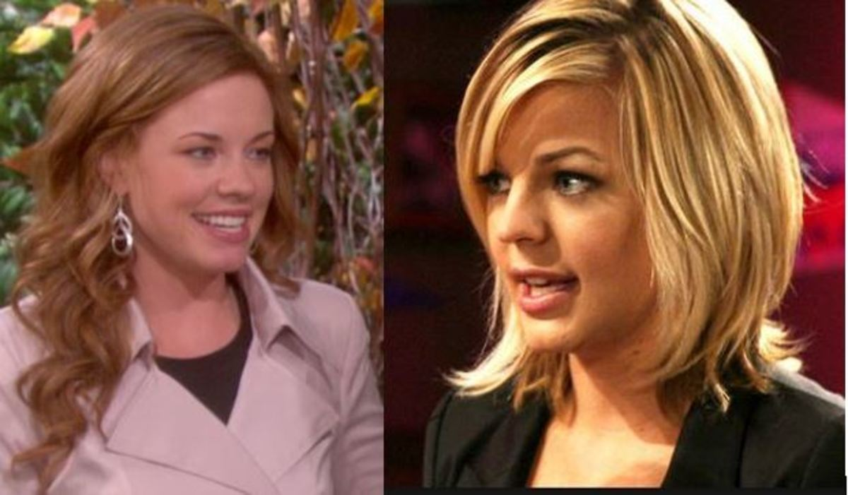 Molly Burnett, Kirsten Storms