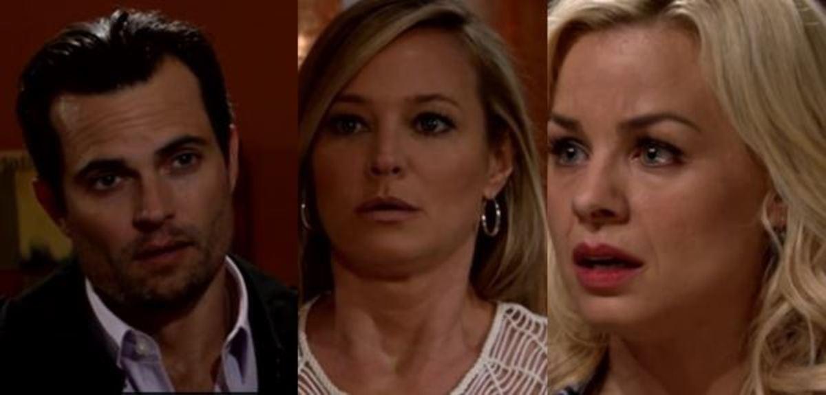 Scott Elrod, Sharon Case, Jessica Collins
