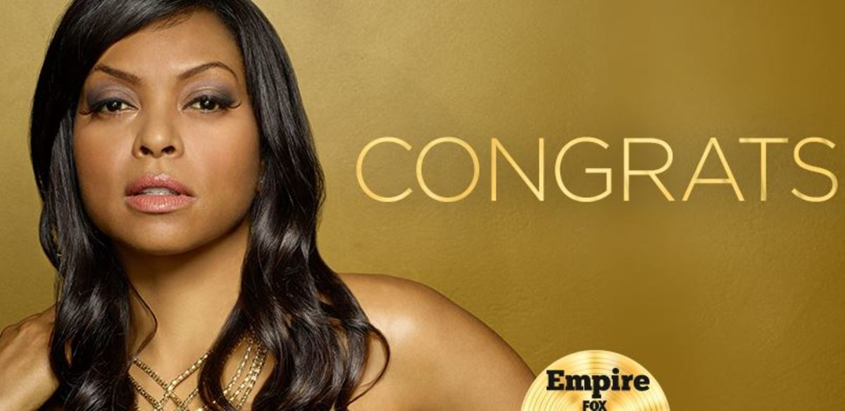 Empire, Taraji P. Henson