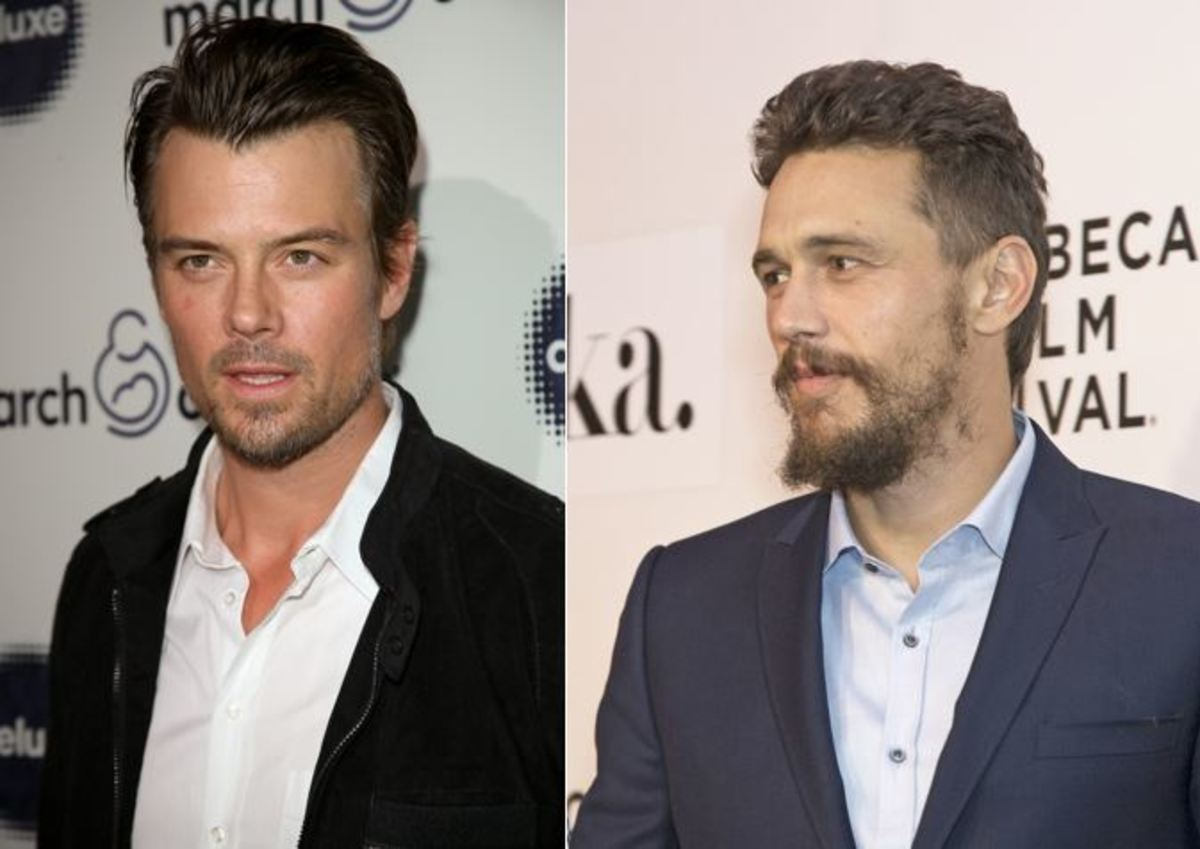 Josh Duhamel, James Franco