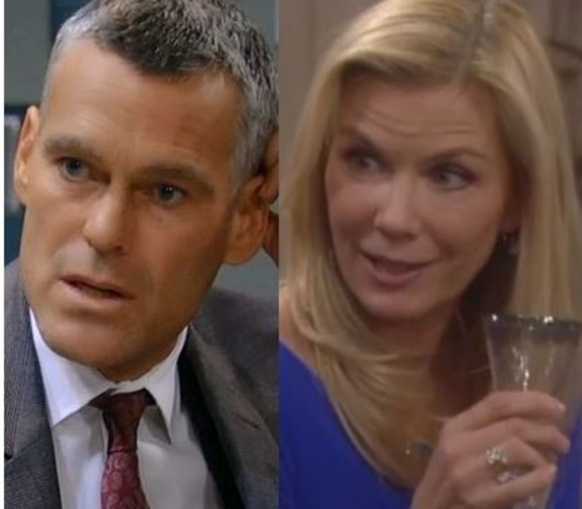 Grayson McCouch, Katherine Kelly Lang